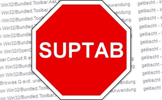 suptab-entfernen